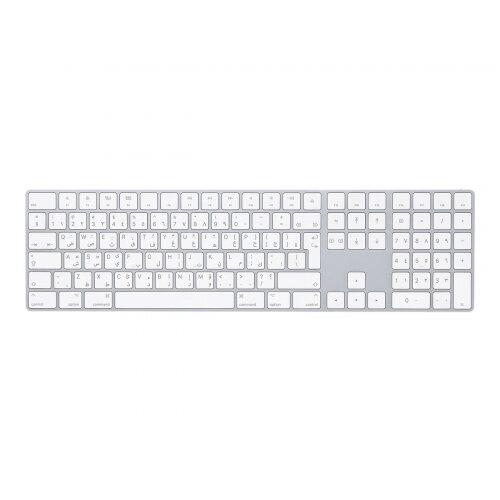 Apple Magic Keyboard with Numeric Keypad - Keyboard - Bluetooth - Italian
