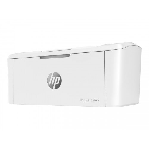 HP LaserJet Pro M15a - Printer - monochrome - laser - A4 - 600 x 600 dpi - up to 18 ppm - capacity: 150 sheets - USB 2.0