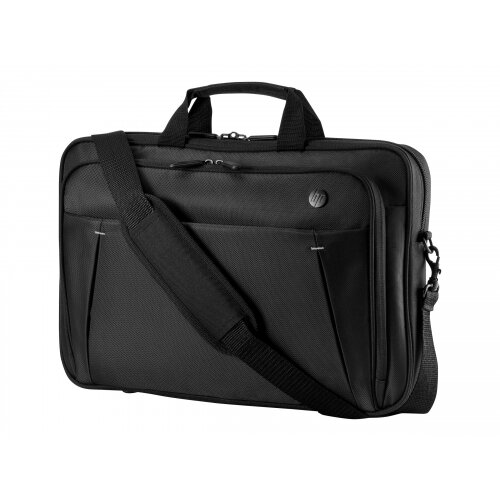 "HP Business Top Load - Notebook Carrying Case - Laptop Bag - Size up to 15.6"" - for HP EliteBook; ProBook; Stream Pro - Black"
