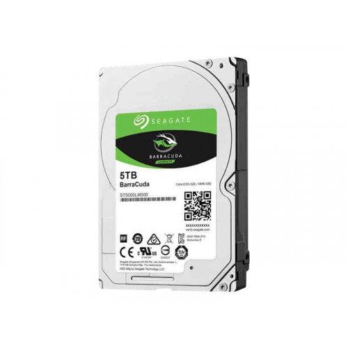 """Seagate Guardian BarraCuda ST3000LM024 - Hard drive - 3 TB - internal - 2.5"""" - SATA 6Gb/s - 5400 rpm - buffer: 128 MB"""