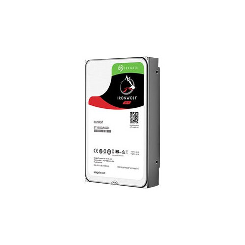 "Seagate IronWolf ST3000VN007 - Hard drive - 3 TB - internal - 3.5"" - SATA 6Gb/s - 5900 rpm - buffer: 64 MB"