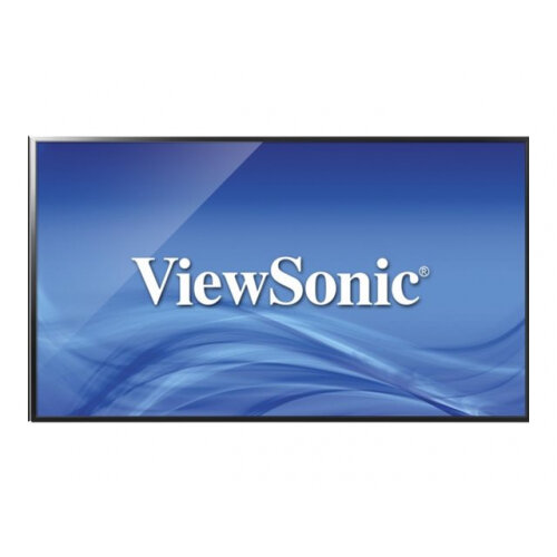 "ViewSonic CDE4302 - 43"" Class LED display - digital signage - 1080p (Full HD) 1920 x 1080 - direct-lit LED"