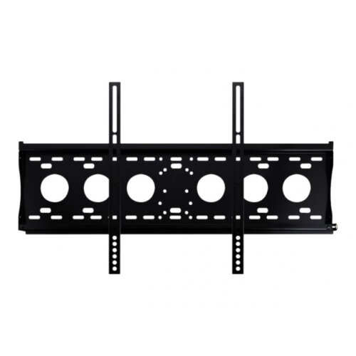 """ViewSonic WMK-051 - Wall mount for LCD display (Ultra-Slim) - heavy duty steel - screen size: 55""""-65"""" - for ViewSonic CDE5510, CDE8600"""
