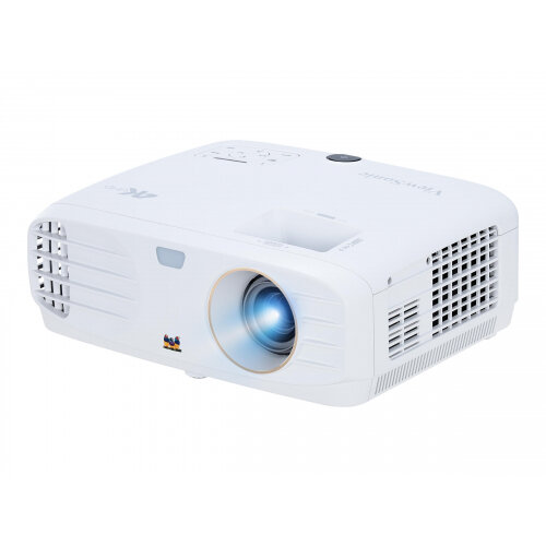 ViewSonic PX747-4K - DLP Multimedia Projector - 3500 ANSI lumens - 3840 x 2160 - 4K - zoom lens