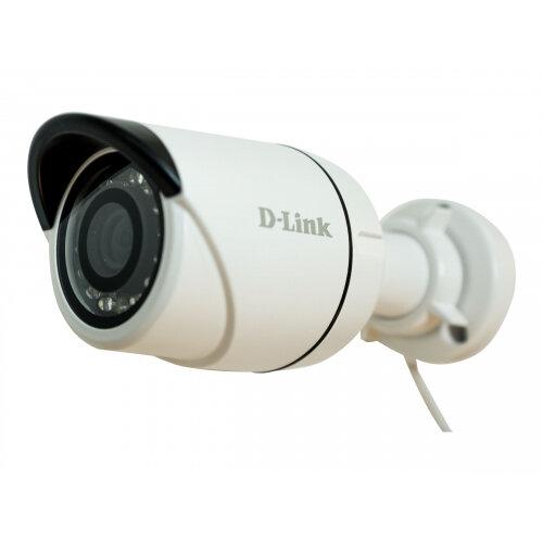 D-Link DCS 4703E - Network surveillance camera - outdoor - dustproof / waterproof - colour (Day&ight) - 3 MP - 2048 x 1536 - MJPEG, H.264 - PoE