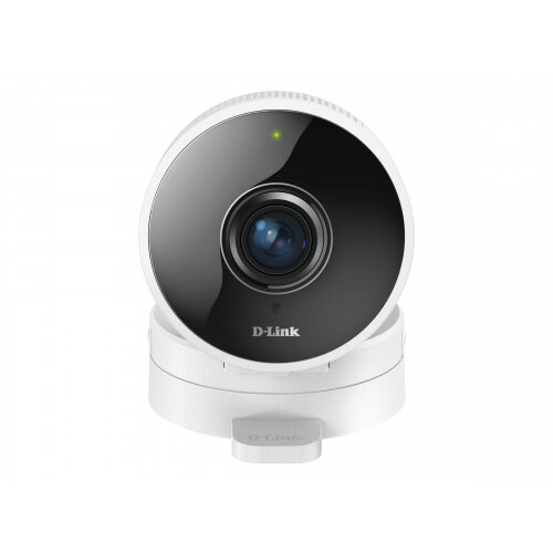 D-Link DCS 8100LH HD 180-Degree Wi-Fi Camera - Network surveillance camera - colour (Day&ight) - 1 MP - 1280 x 720 - 720p - audio - wireless - Wi-Fi - Bluetooth 4.0 - MJPEG, H.264