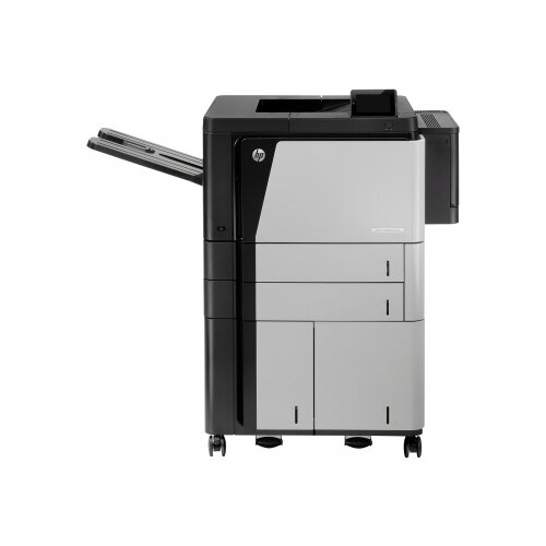 HP LaserJet Enterprise M806x+ - Printer - monochrome - Duplex - laser - A3 - 1200 x 1200 dpi - up to 56 ppm - capacity: 4600 sheets - USB 2.0, Gigabit LAN, USB host, USB host (internal)