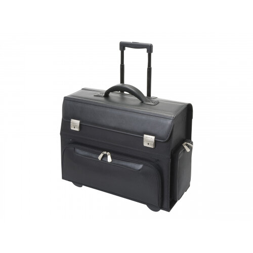 "Dicota ComfortCase - Notebook carrying case - 17.1"" - black"