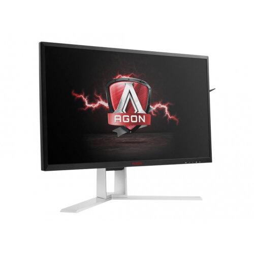 "AOC Gaming AGON series AG241QG - LCD monitor - 24"" (23.8"" viewable) - 2560 x 1440 - TN - 350 cd/m² - 1000:1 - 1 ms - HDMI, DisplayPort - speakers"