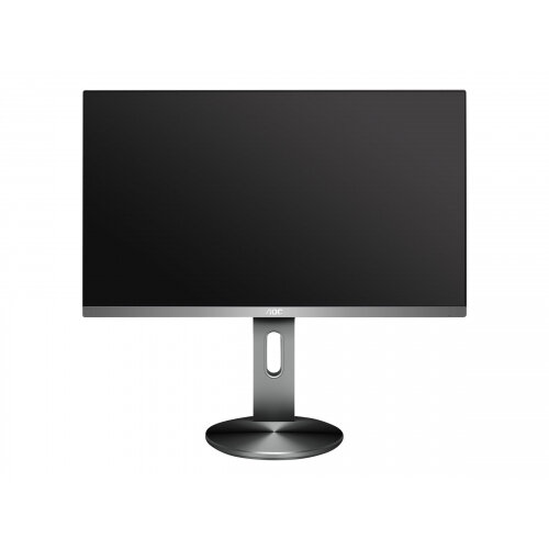 "AOC I2790PQU - LED Computer Monitor - 27"" - 1920 x 1080 Full HD (1080p) - IPS - 250 cd/m² - 1000:1 - 4 ms - HDMI, VGA, DisplayPort - speakers"