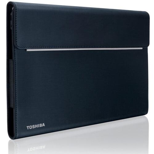 "Toshiba - Notebook sleeve - 12.5"" - onyx blue - for Portégé X20, X20W"