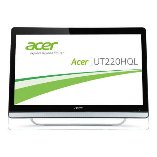 "Acer UT220HQL - LED Computer Monitor - 21.5"" - 1920 x 1080 Full HD (1080p) - VA - 250 cd/m² - 8 ms - HDMI, VGA - black"