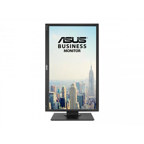 "ASUS BE249QLBH - LED Computer Monitor - 23.8"" - 1920 x 1080 Full HD (1080p) - IPS - 250 cd/m² - 1000:1 - 5 ms - HDMI, DVI-D, VGA, DisplayPort - speakers - black"