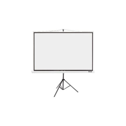 Acer T82-W01MW - Projection screen with tripod - 82.5 in (210 cm) - 16:10 - white