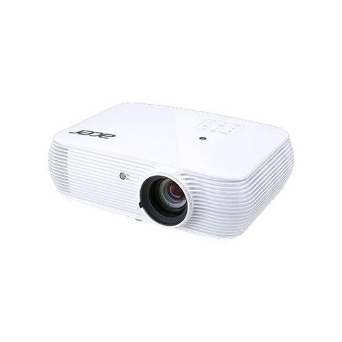 Acer P5230 - DLP Multimedia Projector - portable - 3D - 4200 ANSI lumens - XGA (1024 x 768) - 4:3 - LAN