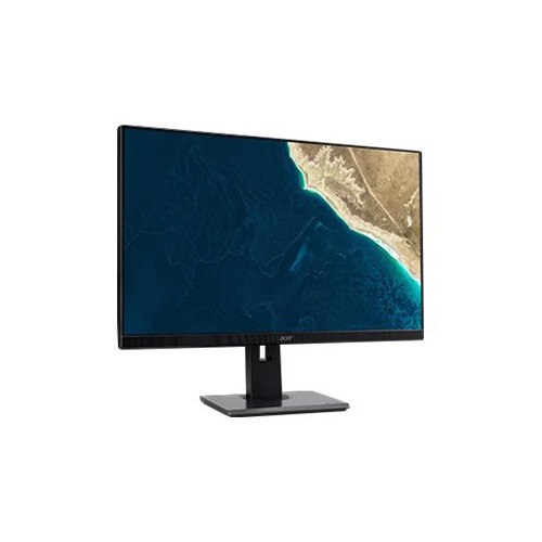 "Acer B277bmiprzx - LED Computer Monitor - 27"" - 1920 x 1080 Full HD (1080p) - IPS - 250 cd/m² - 4 ms - HDMI, VGA, DisplayPort - speakers - black"