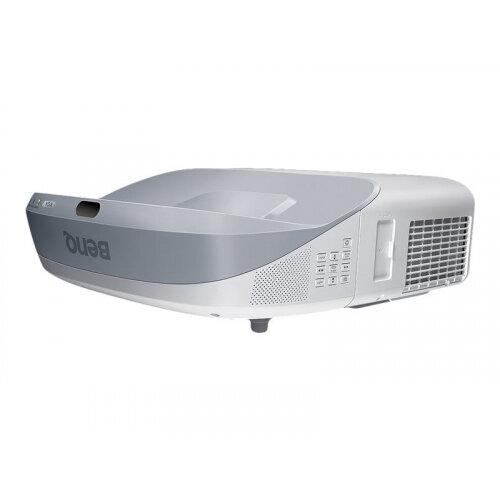 BenQ MX863UST - DLP Multimedia Projector - 3D - 3300 ANSI lumens - XGA (1024 x 768) - 4:3 - ultra short-throw lens