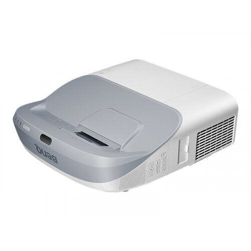 BenQ MW864UST - DLP Multimedia Projector - 3D - 3300 ANSI lumens - WXGA (1280 x 800) - 16:10 - 720p - ultra short-throw lens