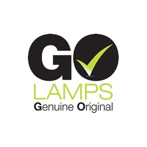 GO Lamps - Projector lamp (equivalent to: AN-D400LP) - 330 Watt - 2000 hour(s) (standard mode) / 3000 hour(s) (economic mode) - for Sharp PG-D3750W, PG-D4010X, PG-D40W3D, PG-D45X3D