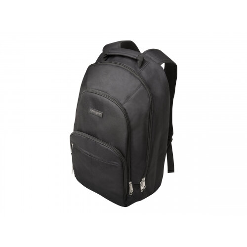 "Kensington SP25 15.4"" Classic Backpack - Notebook carrying backpack - 15.4"" - black"