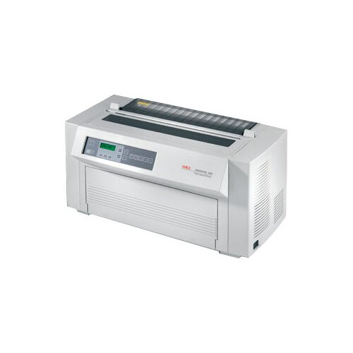 OKI Microline 4410 - Printer - monochrome - dot-matrix - Super A3/B, Tabloid Extra (305 x 457 mm) - 288 x 144 dpi - 18 pin - up to 1066 char/sec - parallel, serial