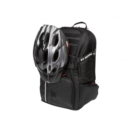 """Targus Work + Play Cycling - Notebook carrying backpack - 15.6"""" - black"""