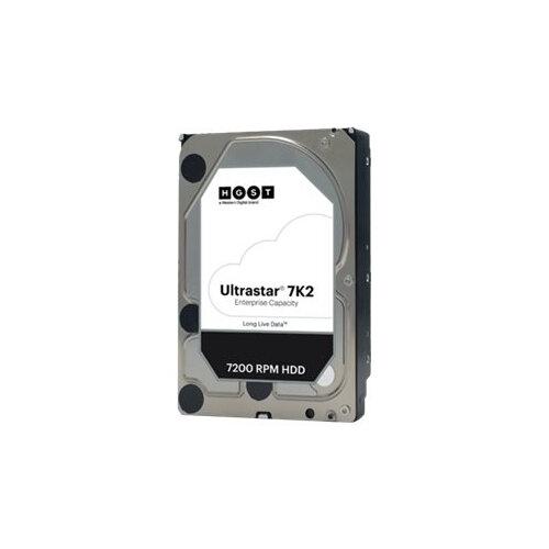 """HGST Ultrastar 7K2 HUS722T1TALA604 - Hard drive - 1 TB - internal - 3.5"""" - SATA 6Gb/s - 7200 rpm - buffer: 128 MB"""