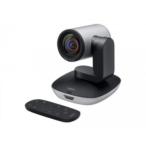 Logitech PTZ Pro 2 - Conference camera - PTZ - colour - 1920 x 1080 - 1080p - motorized - USB - H.264
