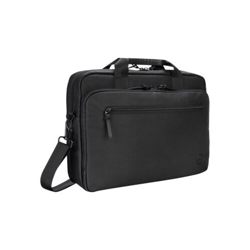 "Dell Premier Slim Briefcase 14 - Notebook carrying case - Laptop Bag - 15"" - matte black - for Latitude 7380, 7390 2-in-1, 7490"