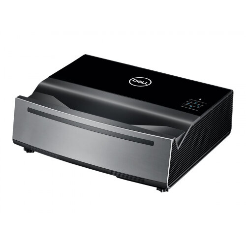 Dell Advanced 4K Laser S718QL - DLP Multimedia Projector - 5000 ANSI lumens - 3840 x 2160 - 16:9 - 4K - ultra short-throw fixed lens - LAN