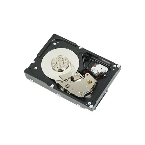 Dell - Hybrid hard drive - 600 GB - SAS - 15000 rpm - for PowerEdge R320, R420, R510, R520, R720, T310, T320, T420, T620, T710; PowerVault MD3200
