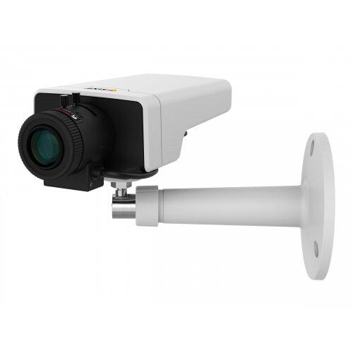 AXIS M1125 Network Camera - Network surveillance camera - colour (Day&ight) - 1920 x 1080 - 1080p - CS-mount - auto iris - vari-focal - LAN 10/100 - MPEG-4, MJPEG, H.264 - DC 8 - 28 V / PoE
