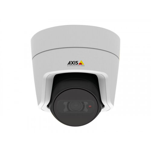 AXIS M3104-LVE - Network surveillance camera - outdoor - dustproof / waterproof - colour (Day&ight) - 1280 x 720 - 720p - M12 mount - fixed iris - LAN 10/100 - MJPEG, H.264, MPEG-4 AVC - PoE Plus