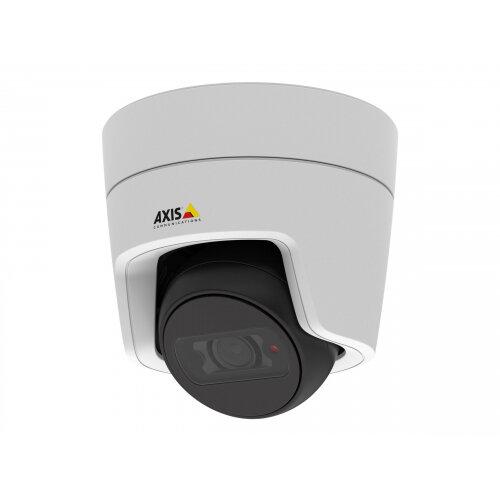 AXIS M3105-L - Network surveillance camera - dustproof / waterproof - colour (Day&ight) - 1920 x 1080 - 1080p - M12 mount - fixed iris - LAN 10/100 - MJPEG, H.264, MPEG-4 AVC - PoE Plus