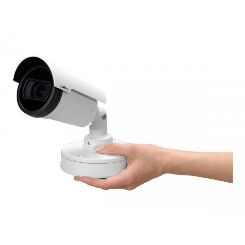 AXIS P1435-LE - Network surveillance camera - outdoor - weatherproof - colour (Day&ight) - 1920 x 1080 - 1080/60p - auto iris - vari-focal - LAN 10/100 - MPEG-4, MJPEG, H.264 - PoE