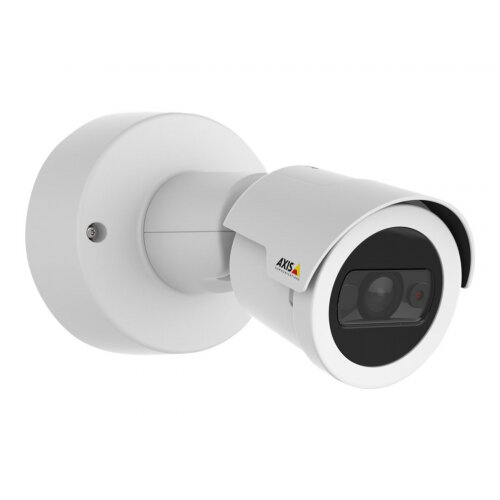 AXIS M2025-LE - Network surveillance camera - outdoor - weatherproof - colour (Day&ight) - 1920 x 1080 - 1080p - M12 mount - fixed iris - fixed focal - LAN 10/100 - MPEG-4, MJPEG, H.264 - PoE Class 2