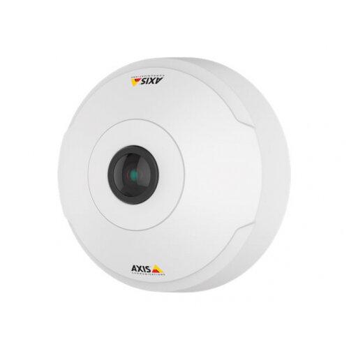 AXIS M3048-P - Network surveillance camera - dome - colour - 12 MP - 2880 x 2880 - fixed iris - fixed focal - HDMI - LAN 10/100 - MPEG-4, MJPEG, H.264 - PoE