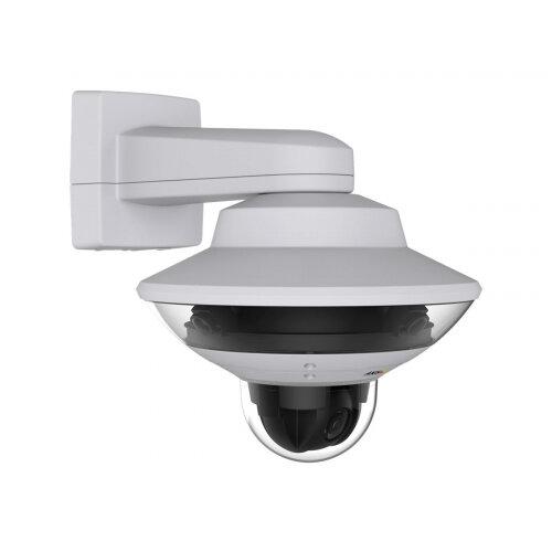 AXIS Q6000-E Mk II 50Hz - Network surveillance camera - pan / tilt - outdoor - colour - 4x2MP - 1920 x 1440 - 720p, 1080p - fixed iris - fixed focal - GbE - MPEG-4, MJPEG, H.264 - High PoE
