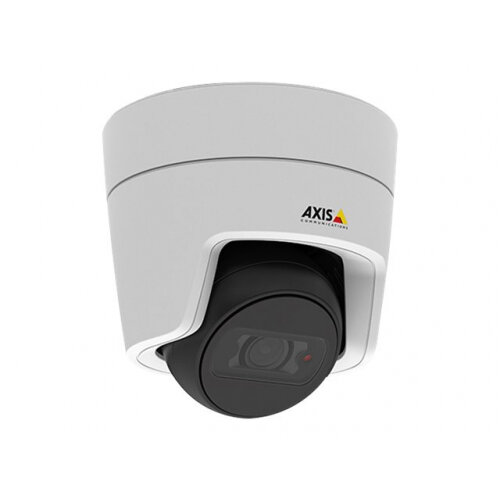 AXIS Companion Eye L - Network surveillance camera - dome - dust resistant / water resistant - colour (Day&ight) - 1920 x 1080 - 1080p - M12 mount - fixed iris - fixed focal - LAN 10/100 - MPEG-4, MJPEG, H.264 - PoE