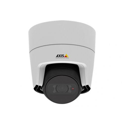 AXIS M3106-LVE Mk II - Network surveillance camera - dome - outdoor - colour (Day&ight) - 2688 x 1520 - M12 mount - fixed iris - LAN 10/100 - MJPEG, H.264, H.265 - PoE