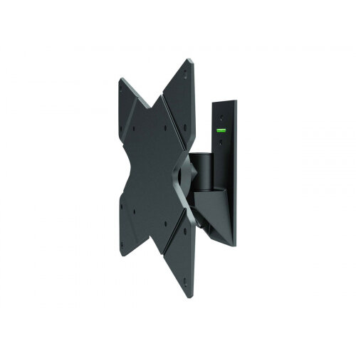 "NewStar TV/Monitor Wall Mount (2 pivots &tiltable) for 10""-40"" Screen - Black - Wall mount for LCD TV - black - screen size: 10""-40"""