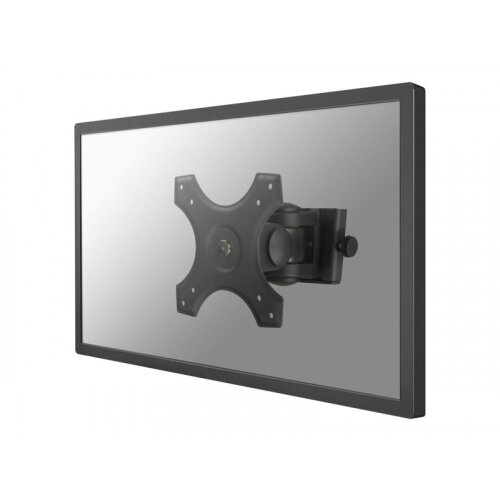 "NewStar TV/Monitor Wall Mount (2 pivots &tiltable) for 10""-30"" Screen - Black - Wall mount for LCD display - black - screen size: 10""-30"""