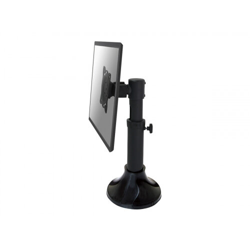 "NewStar Tilt/Turn/Rotate Desk Mount (grommet) for 10-30"" Monitor Screen, Height Adjustable - Black - Desk mount for LCD display - black - screen size: 10""-30"""