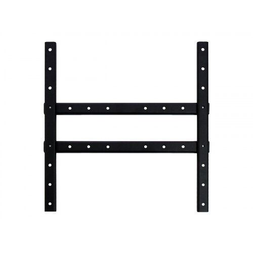 """NewStar VESA Conversion Plate - Allows VESA 100x100 for displays up to 400x400 - Black - Mounting component (VESA adapter plate) for LCD / plasma panel - black - screen size: 27""""-60"""" - ceiling mountable, wall-mountable, desk-mountable"""
