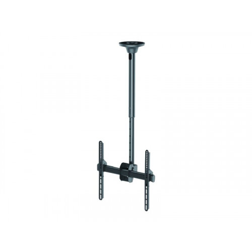 """NewStar NeoMounts TV/Monitor Ceiling Mount for 32""""-60"""" Screen, Height Adjustable - Black - Ceiling mount for LCD / plasma panel - black - screen size: 32""""-60"""""""