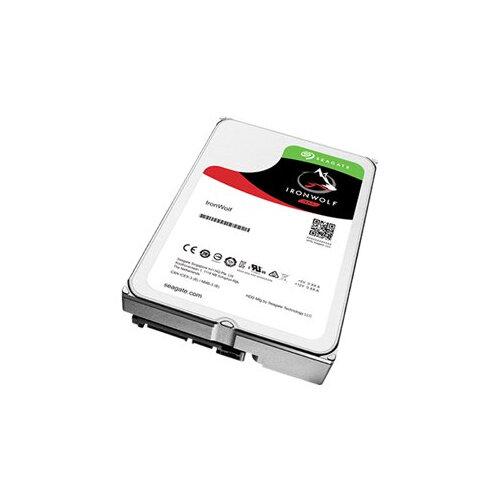 "Seagate IronWolf ST2000VN004 - Hard drive - 2 TB - internal - 3.5"" - SATA 6Gb/s - 5900 rpm - buffer: 64 MB"