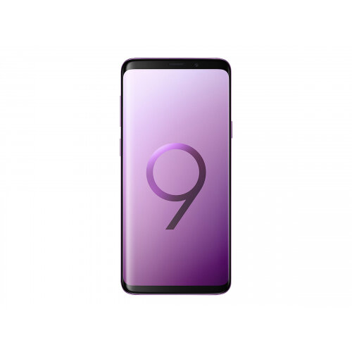 "Samsung Galaxy S9+ - SM-G965F - smartphone - 4G LTE - 128 GB - microSDXC slot - TD-SCDMA / UMTS / GSM - 6.2"" - 2960 x 1440 pixels (529 ppi) - Super AMOLED - RAM 6 GB - 12 MP (8 MP front camera) - Android - lilac purple"