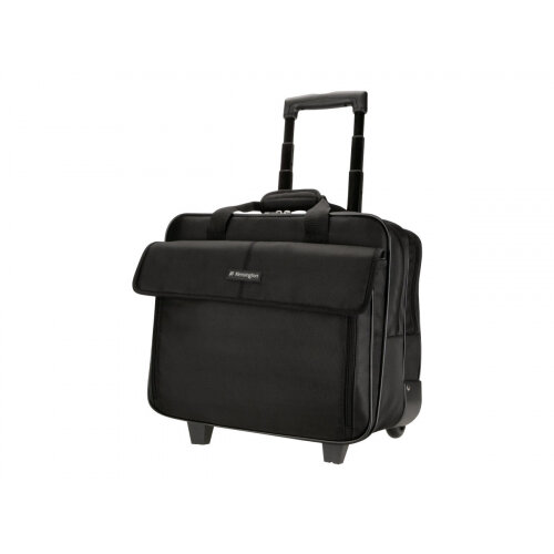"Kensington SP100 15.4 Classic Roller - Notebook carrying case - Laptop Bag - 15.4"" - black"