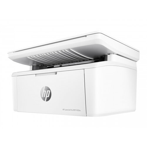 HP LaserJet Pro MFP M28w - Multifunction printer - B/W - laser - 216 x 297 mm (original) - A4 (media) - up to 18 ppm (copying) - up to 18 ppm (printing) - 150 sheets - USB 2.0, Wi-Fi(n)