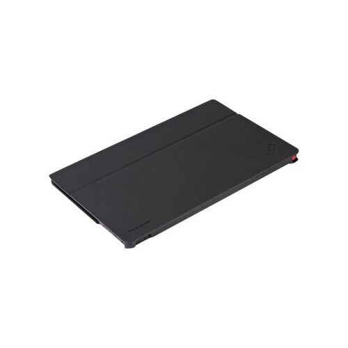 Lenovo Slim Case - Flip cover for tablet - black - for ThinkPad Tablet 2